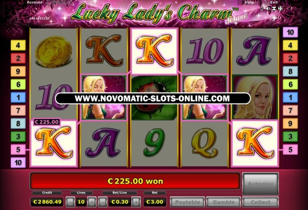 casino online poker lucky lady charme